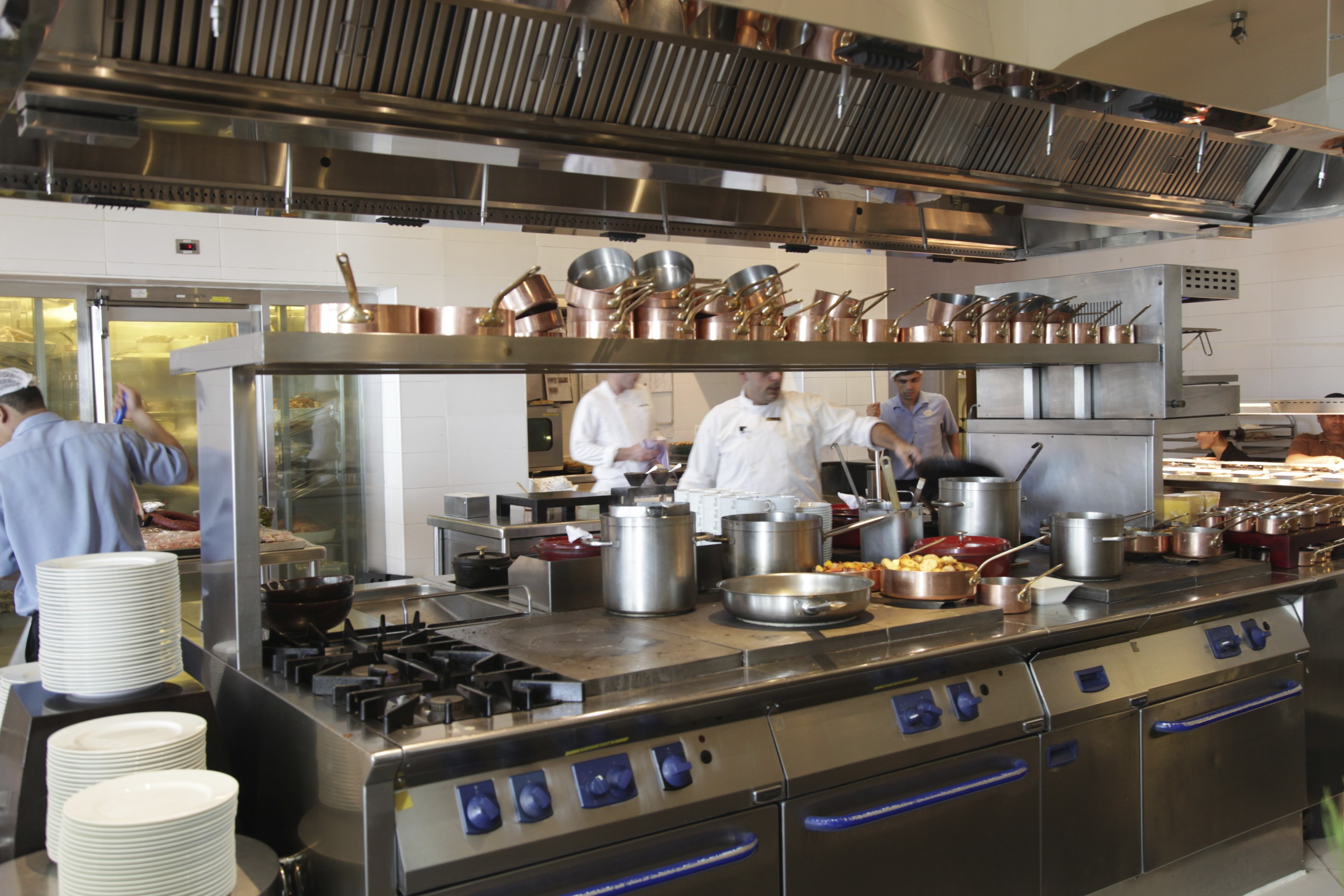 promo code 13876 83e3a Cucina spettacolo anche nel deserto - Papero Giallo